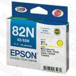 Epson 82N (C13T112492) Yellow Genuine Inkjet Cartridge