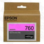 Epson 760 (C13T760300) Magenta Genuine Inkjet Cartridge