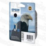 Epson T007 (C13T007091) Black Genuine Inkjet Cartridge