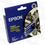 Epson T0491 (C13T049190) Black Genuine Inkjet Cartridge