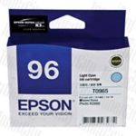 Epson 96 (C13T096590) Light Cyan Genuine Inkjet Cartridge