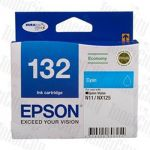 Epson 132 (C13T132292) Cyan Genuine Inkjet Cartridge