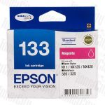 Epson 133 (C13T133392) Magenta Genuine Inkjet Cartridge