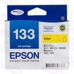 Epson 133 (C13T133492) Yellow Genuine Inkjet Cartridge