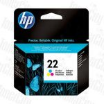 HP 22 (C9352AA) Colour Genuine Inkjet Cartridge