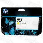 HP 727 (B3P21A) Yellow Genuine Inkjet Cartridge
