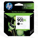 HP 901XL (CC654AA) Black High Yield Genuine Inkjet Cartridge