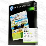 HP 940XL (CG898AA) High Yield Value Pack Genuine Inkjet Cartridge