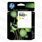 HP 940XL (C4909AA) Yellow High Yield Genuine Inkjet Cartridge