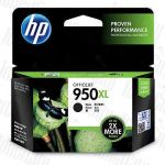 HP 950XL (CN045AA) Black High Yield Genuine Inkjet Cartridge