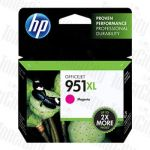 HP 951XL (CN047AA) Magenta High Yield Genuine Inkjet Cartridge