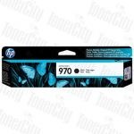 HP 970 (CN621AA) Black Genuine Inkjet Cartridge