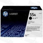HP 55A (CE255A) Black Genuine Toner Cartridge