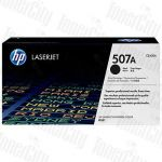 HP 507A (CE400A) Black Genuine Toner Cartridge