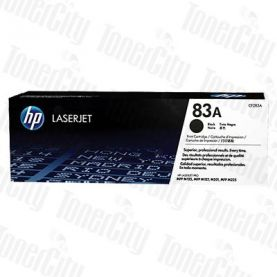 HP 83A (CF283A) Black Genuine Toner Cartridge