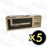 Kyocera TK-1134 5 Pack Genuine Toner Cartridge