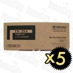 Kyocera TK-354 5 Pack Genuine Toner Cartridge