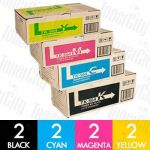 Kyocera TK-564 8 Pack Genuine Toner Cartridge Combo