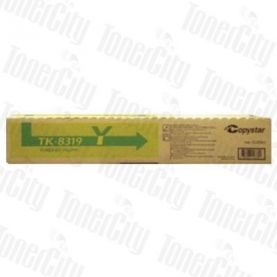 Kyocera TK-8319Y Yellow Genuine Toner Cartridge