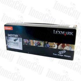 Lexmark 34217XR (E330/E332N/E342N) Genuine Toner Cartridge