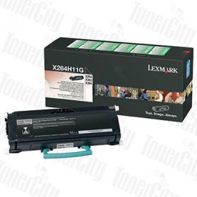Lexmark X264H11G (X264/X363/X364/X364DN) Genuine Toner Cartridge