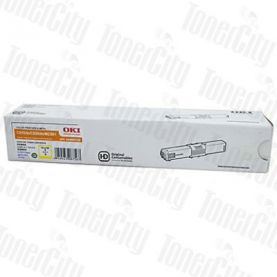 OKI 44469725 (MC562/C511/C531) Yellow Genuine Toner Cartridge