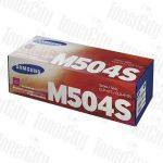 Samsung CLT-M504S Magenta Genuine Toner Cartridge