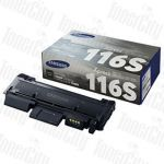 Samsung MLT-D116S Black Genuine Toner Cartridge