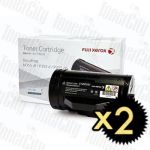 Fuji Xerox CT201937 (DocuPrint M355DF/P355D) 2 Pack Genuine Toner Cartridge