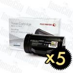 Fuji Xerox CT201937 (DocuPrint M355DF/P355D) 5 Pack Genuine Toner Cartridge