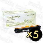 Fuji Xerox CT202137 (DocuPrint P115B) 5 Pack Genuine Toner Cartridge