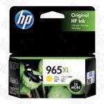 HP 965XL 3JA83AA Yellow High Yield Genuine Inkjet Cartridge