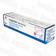Konica Minolta 8938631 (QMS Magicolour 7450) Magenta Genuine Toner Cartridge