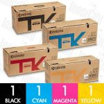 Kyocera TK-5274 4-Pack Genuine Toner Cartridge Combo