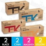 Kyocera TK-5274 8-Pack Genuine Toner Cartridge Combo