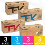 Kyocera TK-5274 12-Pack Genuine Toner Cartridge Combo
