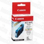 Canon BCI-3ePC Photo Cyan Genuine Inkjet Cartridge