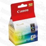 Canon CL-41 Colour Genuine Inkjet Cartridge