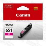 Canon CLI-651M Magenta Genuine Inkjet Cartridge
