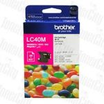 Brother LC-40M Magenta Genuine Inkjet Cartridge