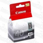 Canon PG-40 Black Genuine Inkjet Cartridge